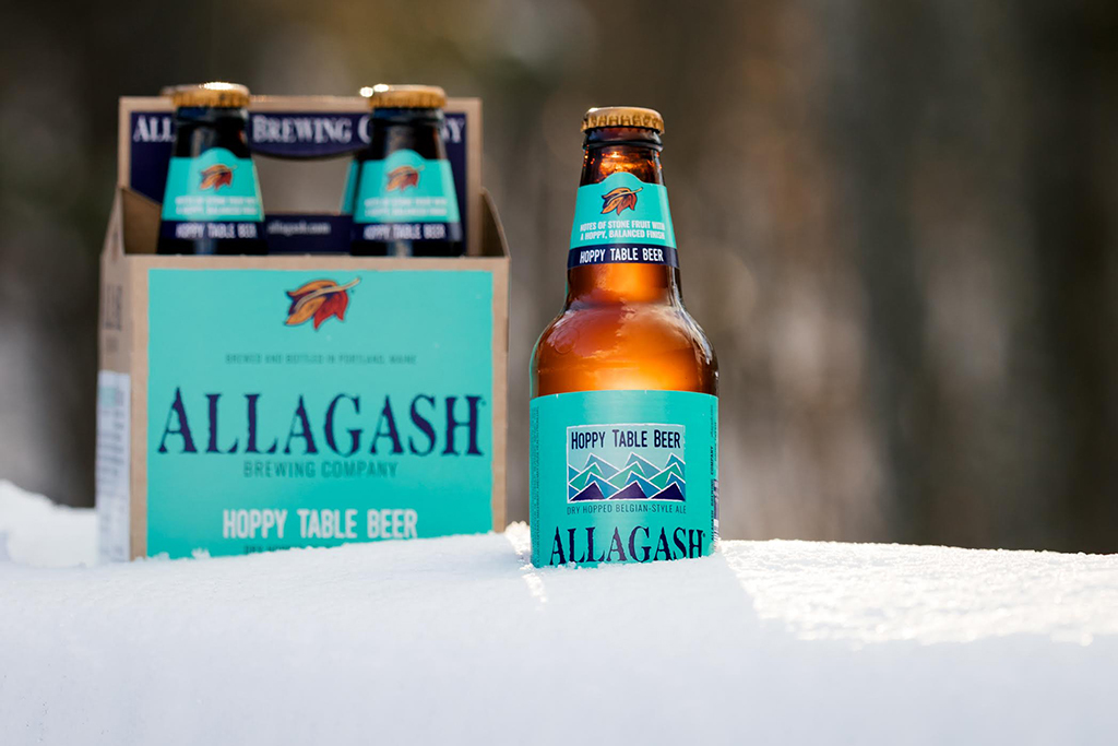 Hoppy Table Beer, Allagash Brewing Company
