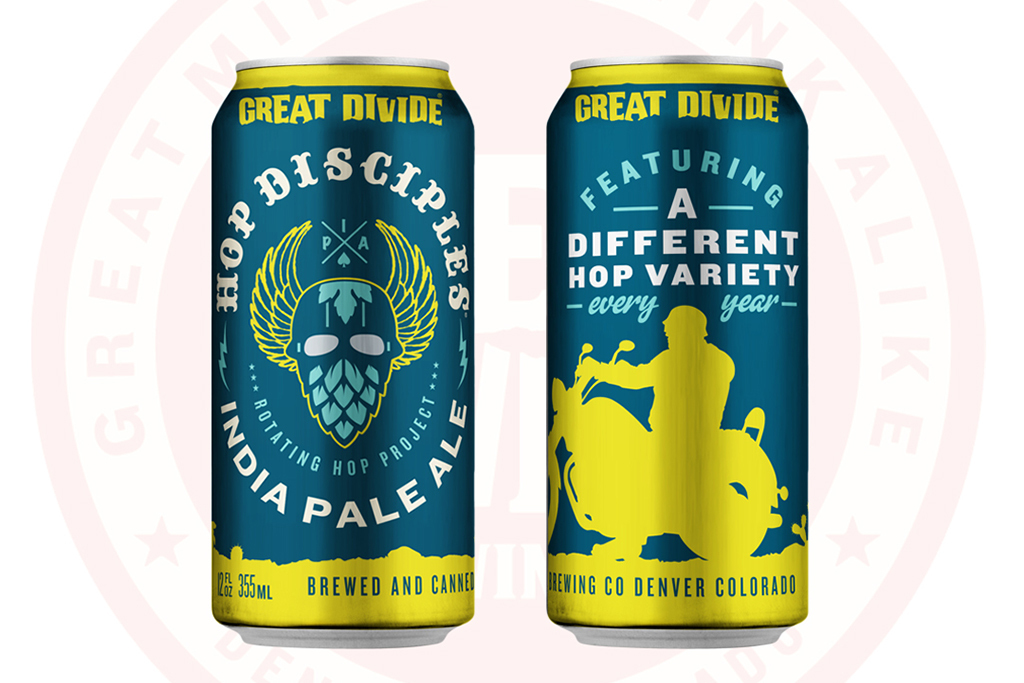 Hop Disciples, Great Divide Brewing Company