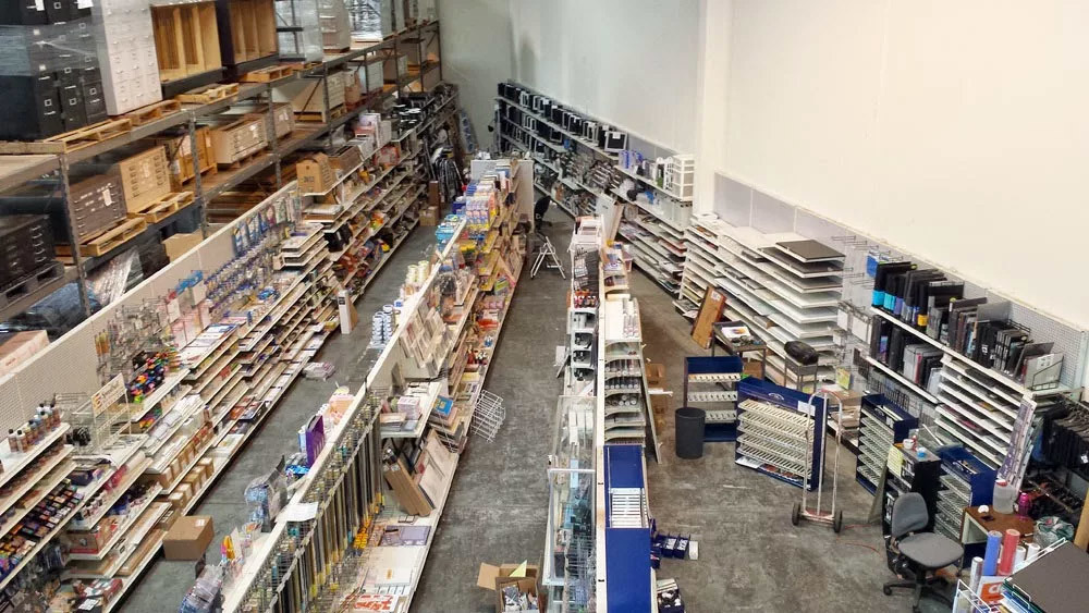 Well Stocked Art Supply Store Options In Los Angeles