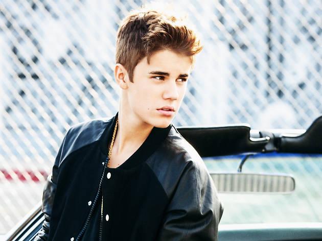 Justin Bieber en la Ciudad de México