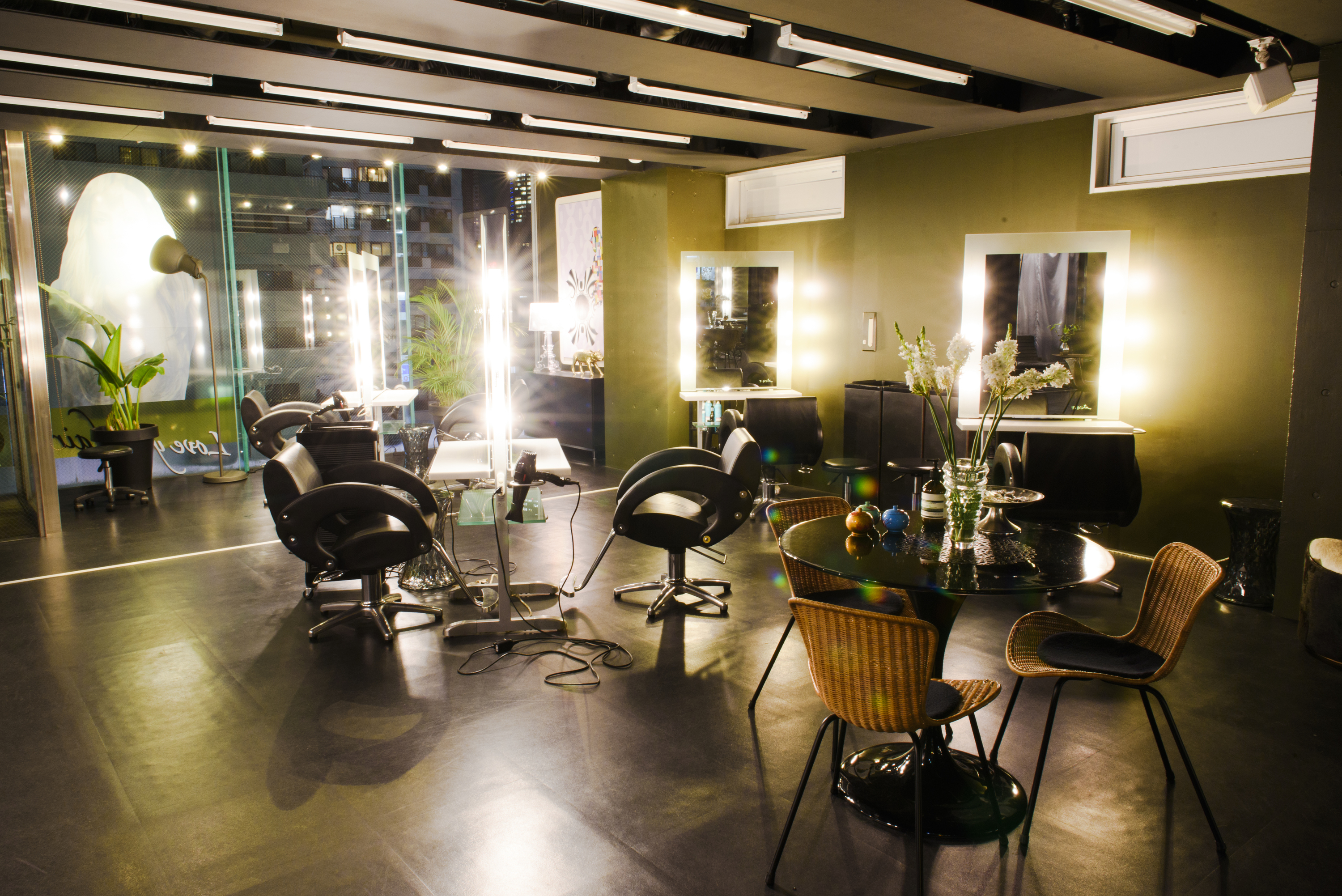 Gold Salon | Time Out Tokyo