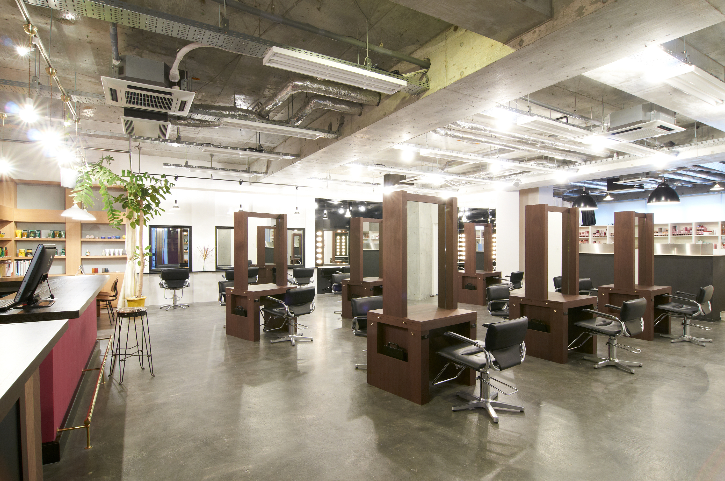 Top tokyo hair salons time out tokyo for A design and color salon little rock