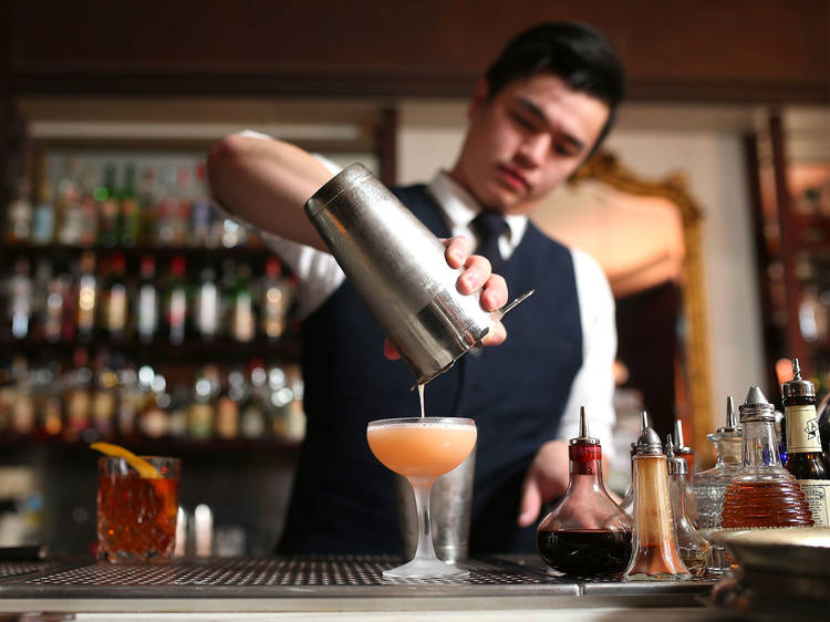 The best bars in Melbourne