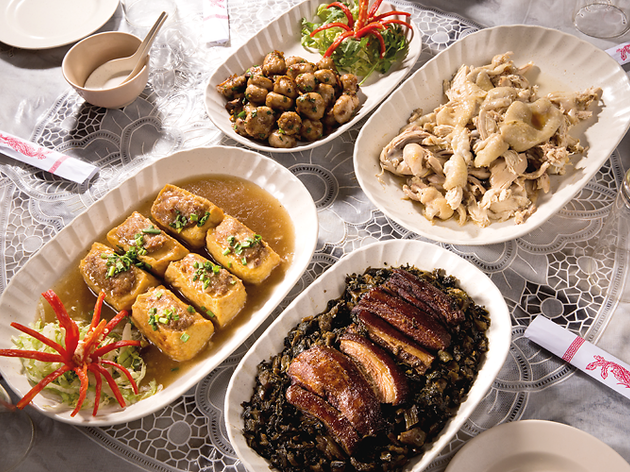 Traditional Chinese dialect restaurants in Singapore