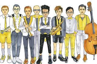 The La La Big Band: Big Wong