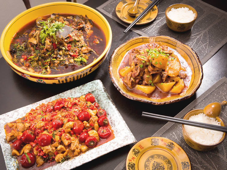 The best Chinese restaurants in Singapore