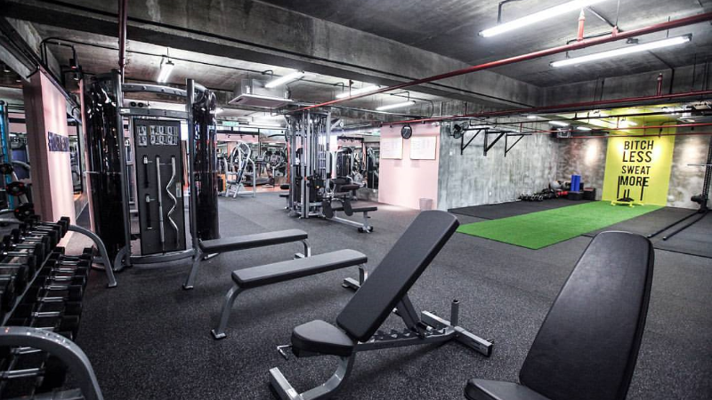 The best female-friendly gyms in KL