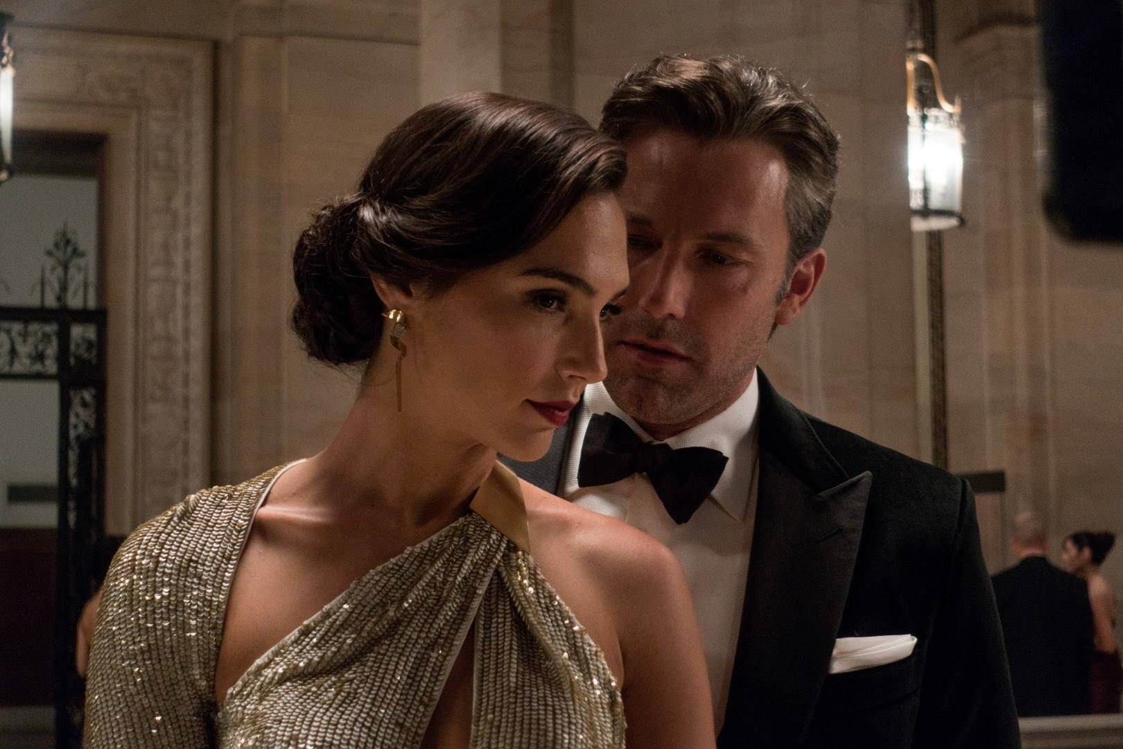 Wonder Woman was almost a Bond girl