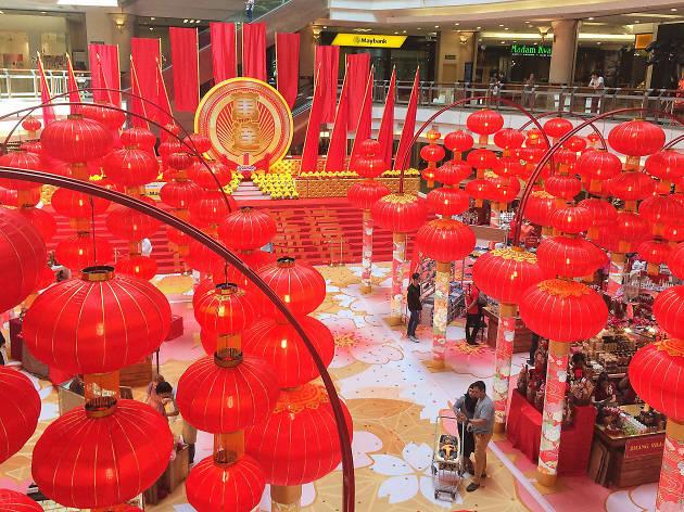 Chinese New Year at 1 Utama