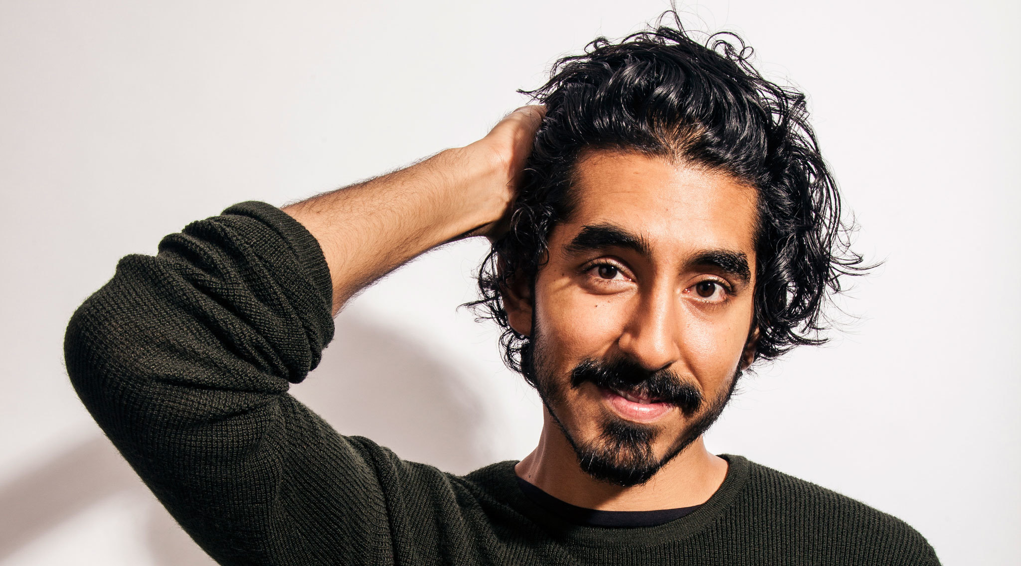 Dev Patel took his mum as his date to the Oscars