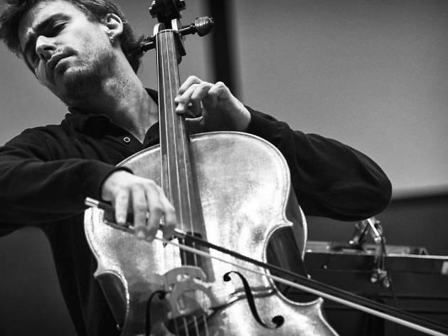 Pau Codina en concert