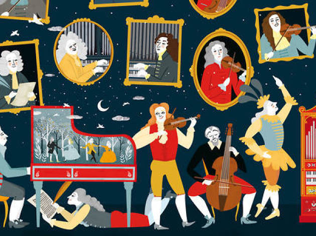 Händel and friends