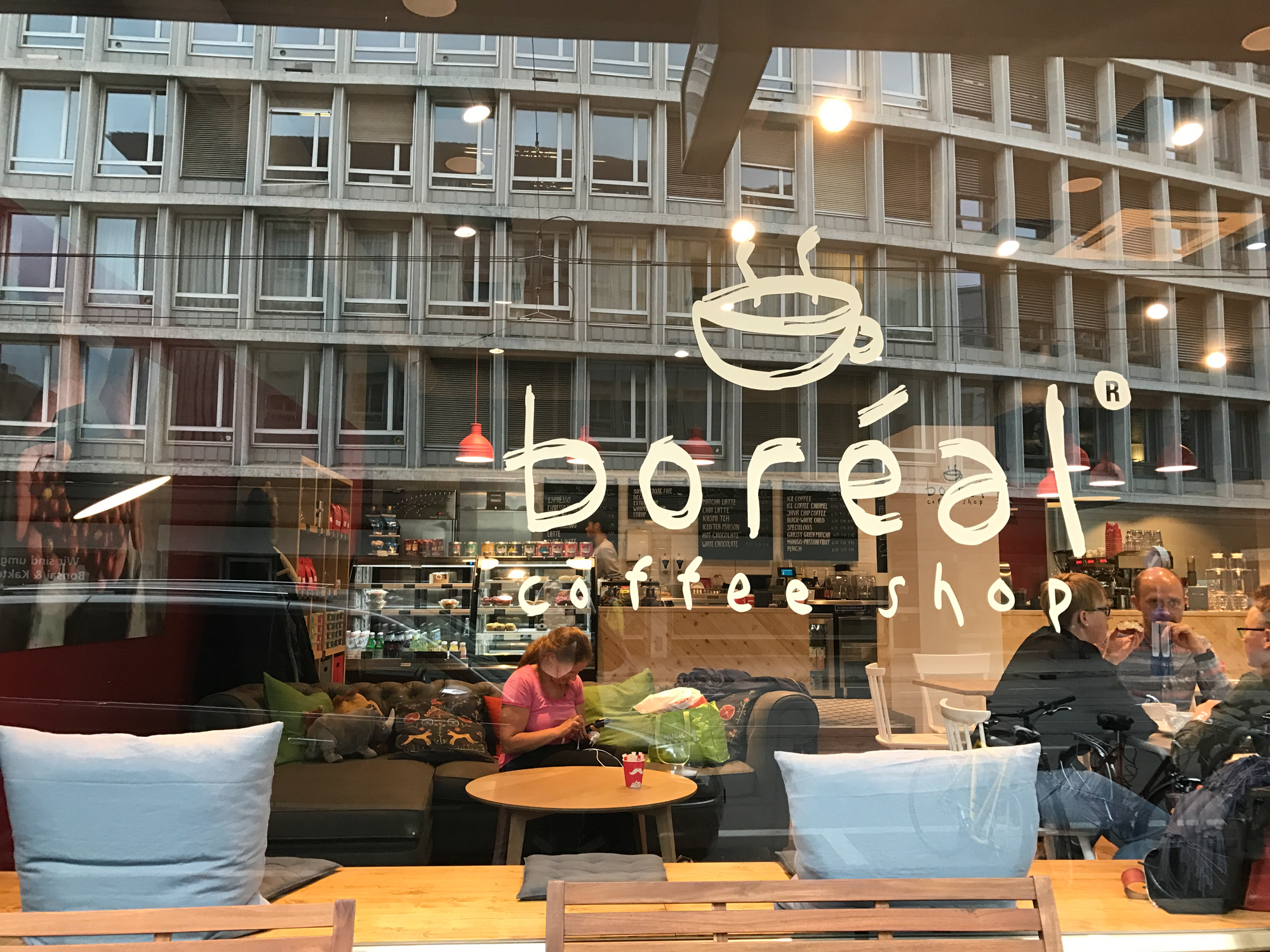 Boréal Coffee Talacker