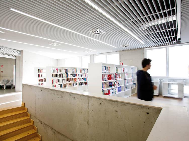 Biblioteca de Marvila