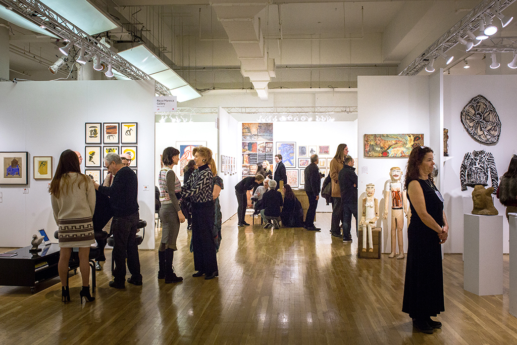 Outsider Art Fair New York 2017: 25th Anniversary Edition