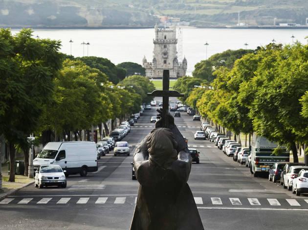 Santo Condestável – Jardim Ducla Soares