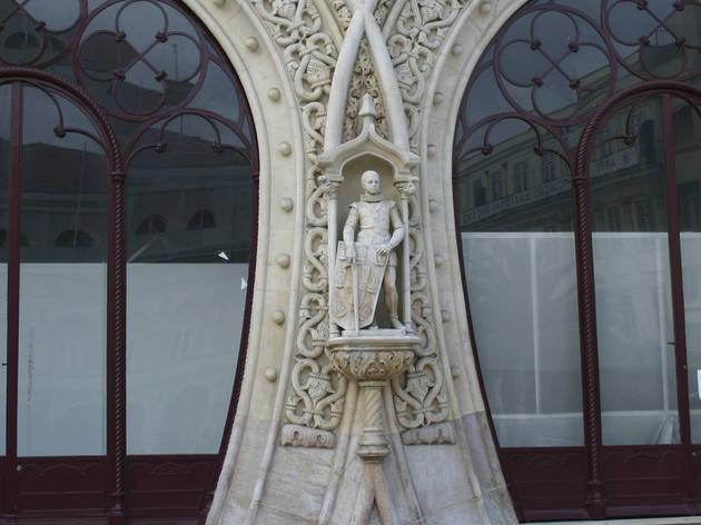 D. Sebastião – Estação do Rossio