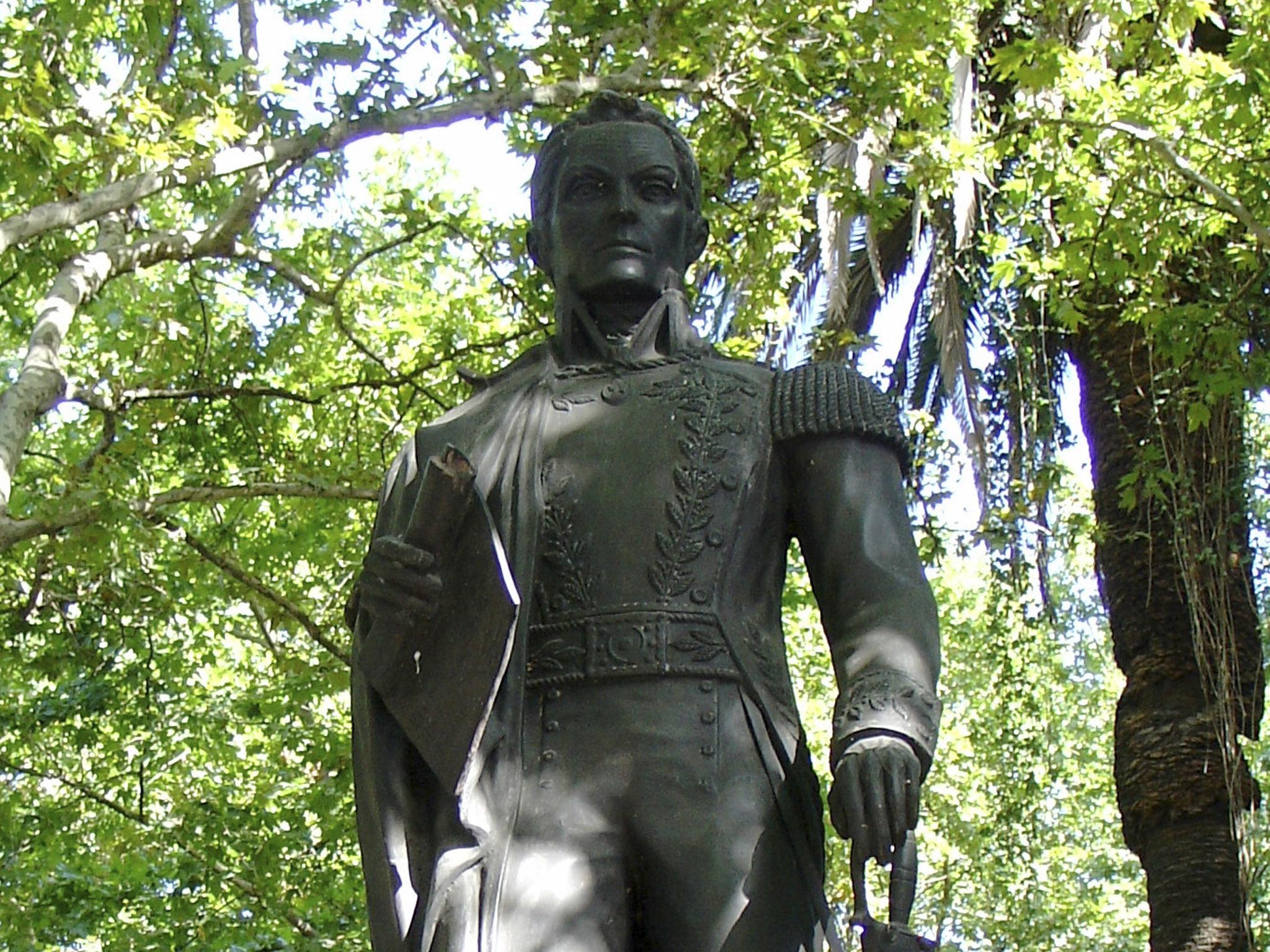 Simon Bolivar – Avenida da Liberdade