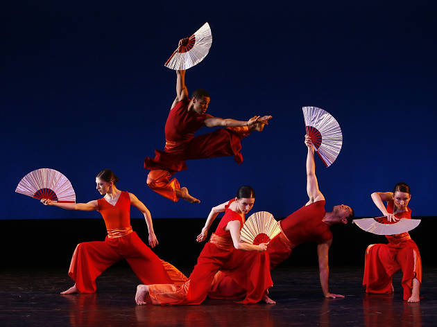 Nai-Ni Chen Dance Company: Lunar New Year Celebration