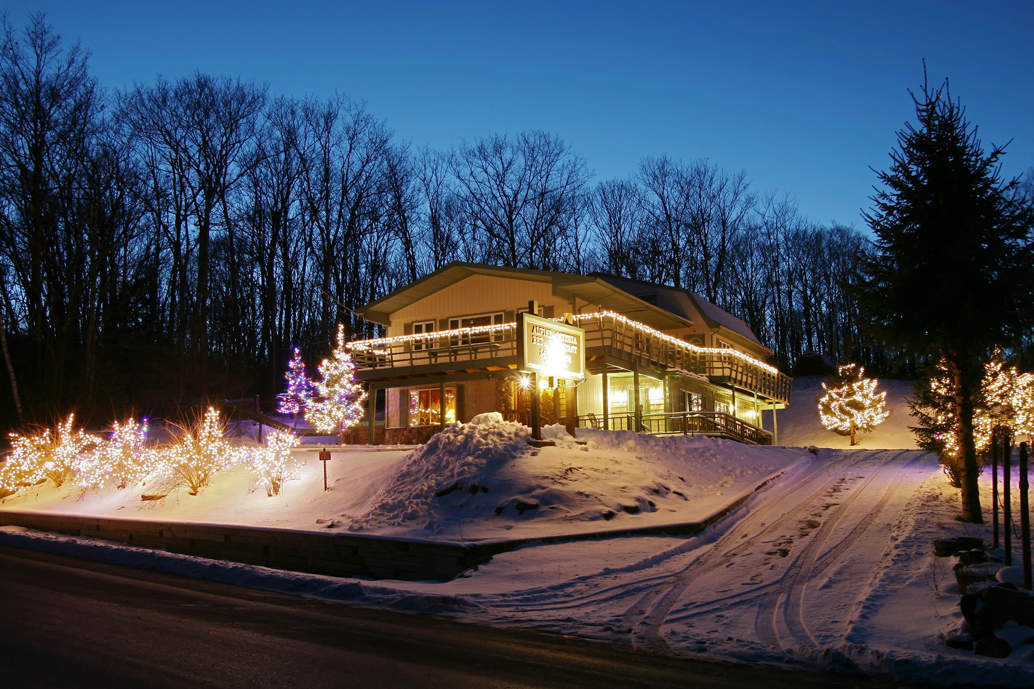 winter getaways from NYC