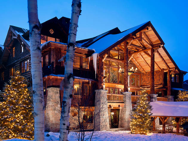 Ski And Sit By The Fire At The Best Winter Getaways From Nyc