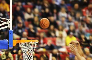 NBA Fanzone con Gary Payton y Shawn Marion