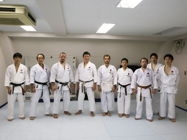 Karate at the Houkukan Dojo | Time Out Tokyo