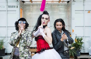 Three performers for Midsumma Horizon