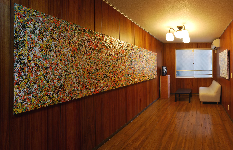 現代アートは予約して観る。