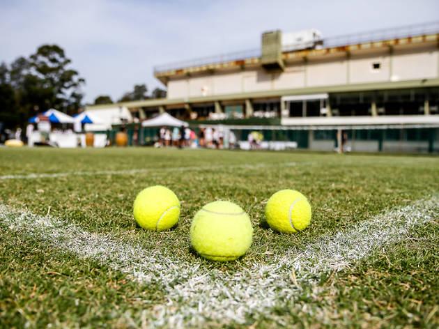 Lyne Park Tennis Centre