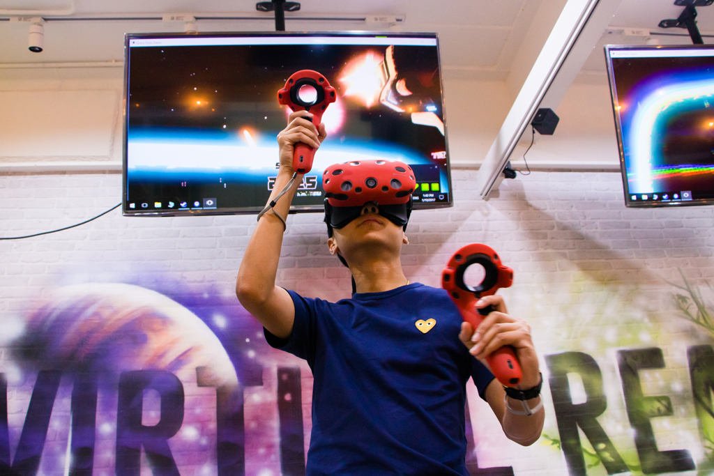 Thailand's first virtual reality cafe is ready to awaken your VR experience