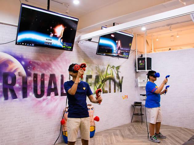 VR1 Cafe