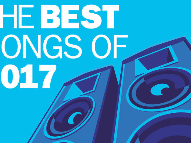 The best songs of 2017