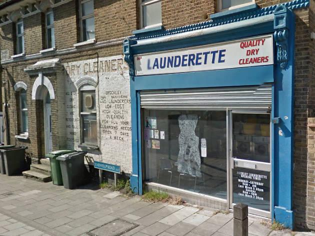 David Bowie's 'No Plan' video was filmed in a laundrette in Brockley