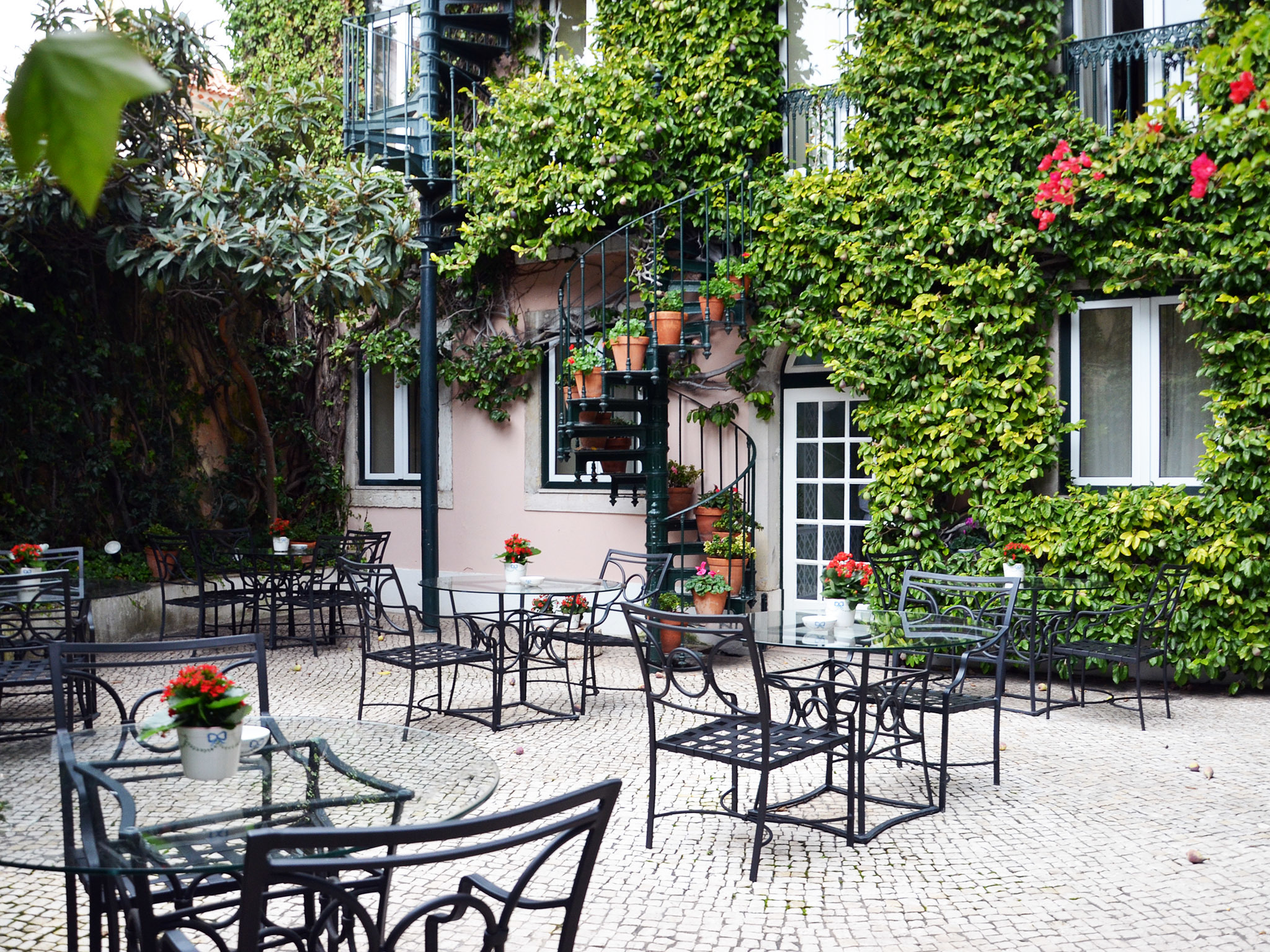 The best boutique hotels in Lisbon