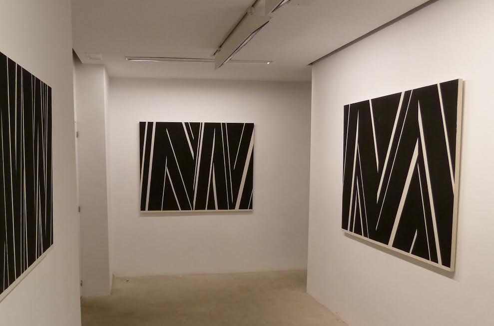 David Rhodes. New Paintings