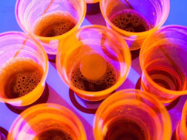 Torneo Beer Pong Hop