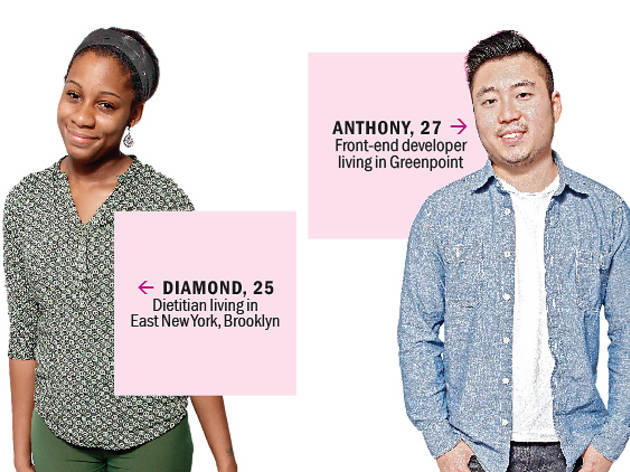 Meet the Undateables: Diamond and Anthony