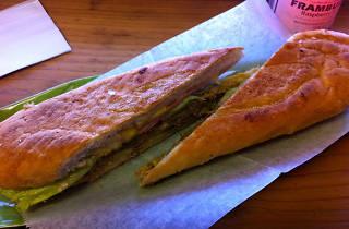 Tostado Sandwich Bar