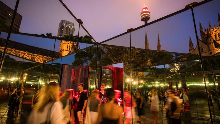 House of Mirrors Sydney Festival 03