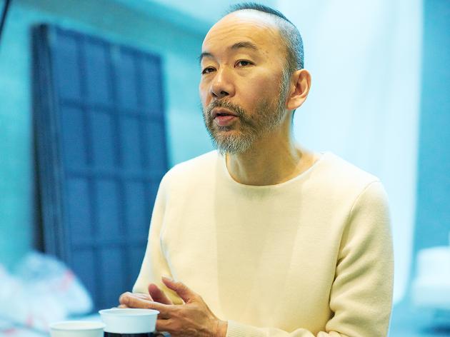 Interview: Shinya Tsukamoto