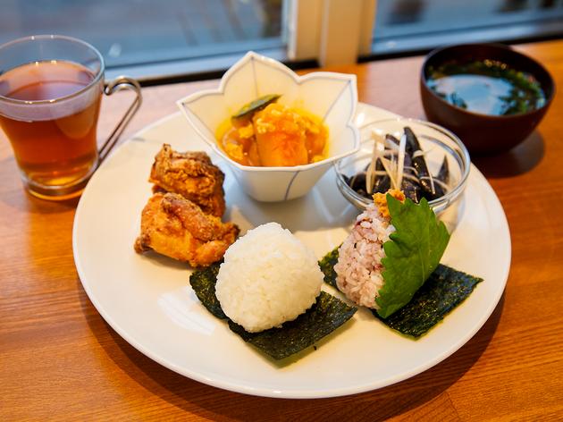Onigily Cafe