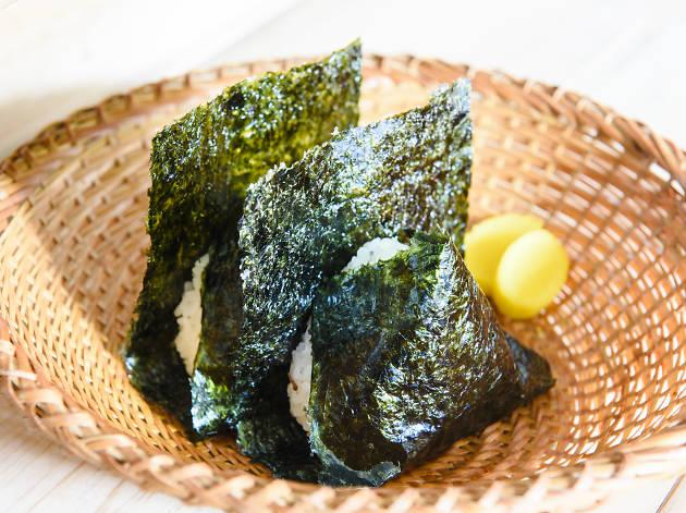 onigiri asakusa