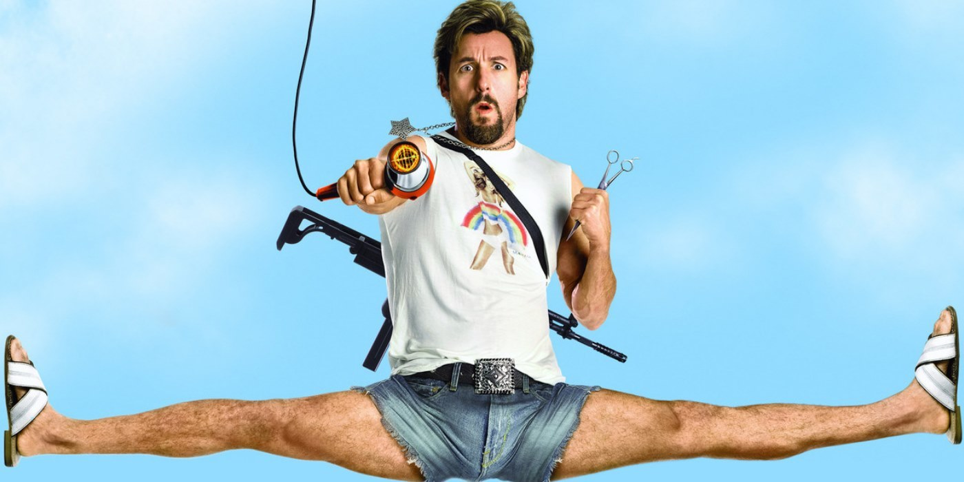 Don't Mess with the Zohan (2008)