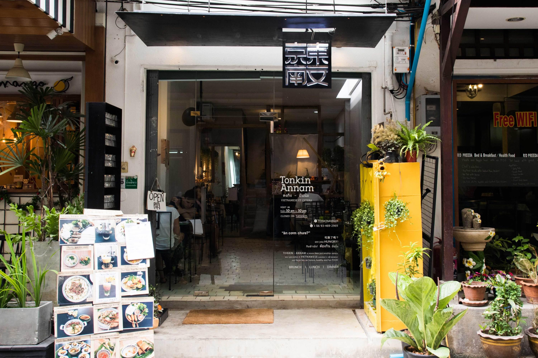 Tonkin annam restaurants in rattanakosin bangkok for Annam vietnamese cuisine