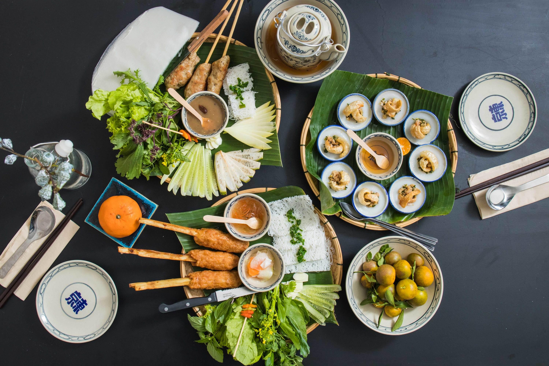 Tonkin Annam, a new Vietnamese eatery in Ta Tien