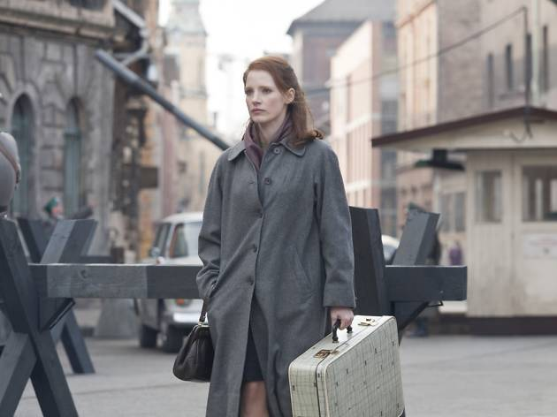 Jessica Chastain, The Debt (2010)