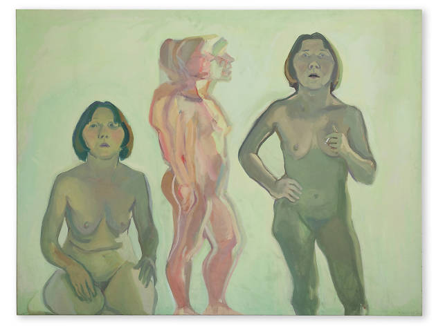 Maria Lassnig: A Painting Survey, 1950-2007