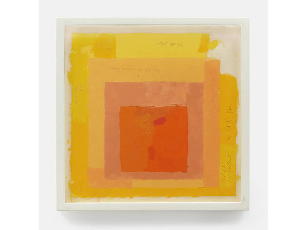 Josef Albers: Sunny Side Up