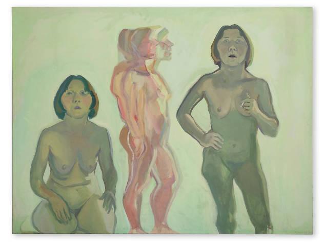Maria Lassnig: A Painting Survey, 1950-2007